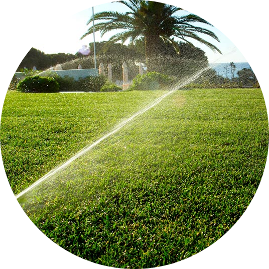 IRRIGATION - At OmegaScapes, we use Best Management Practices to irrigate the landscape as efficient as possible.