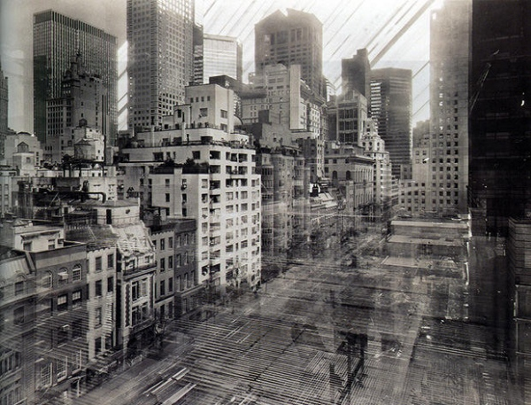 7 August 2001–7 June 2004 The Museum of Modern Art, New York, 2001–04 © Michael Wesely