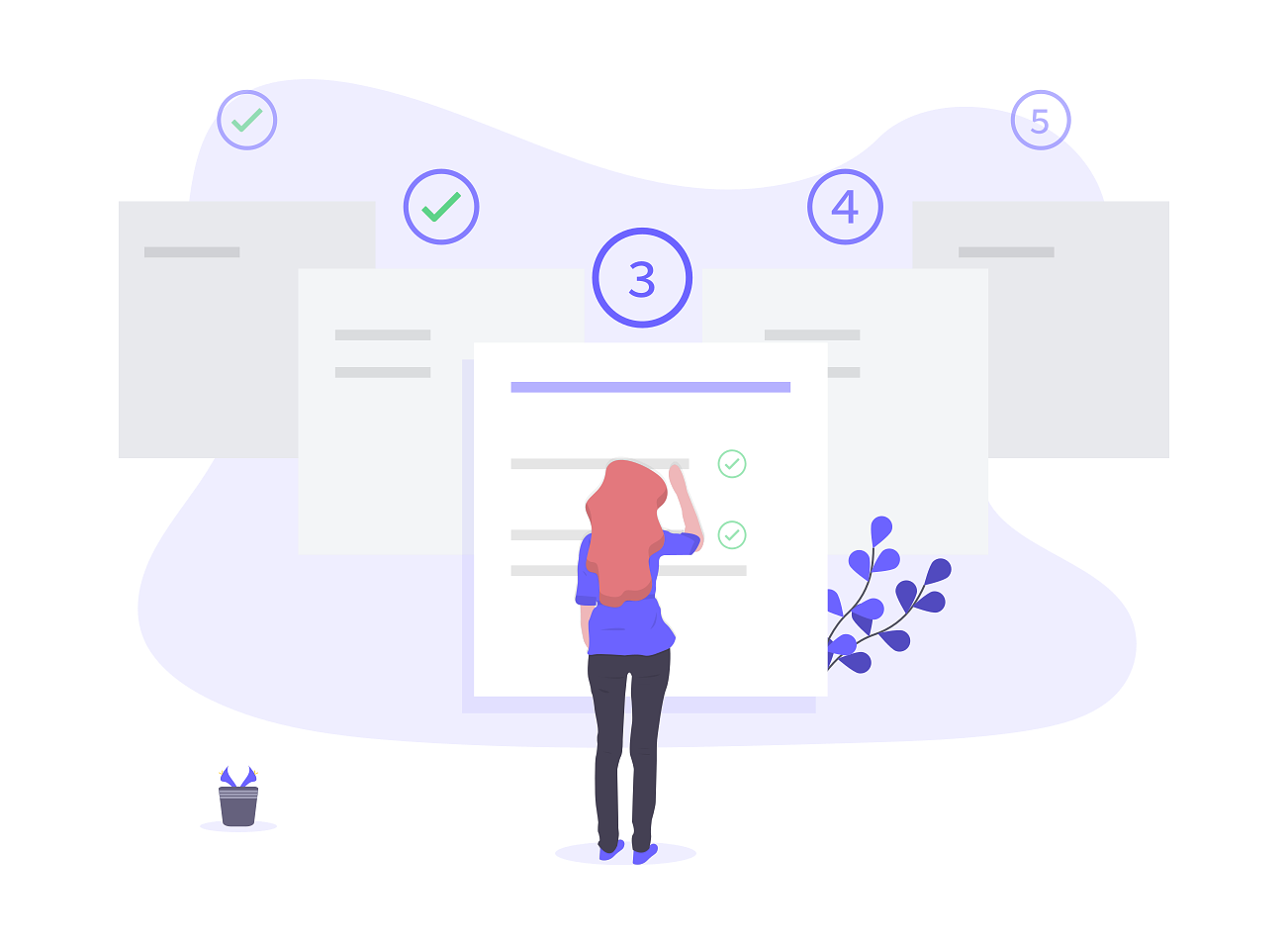 Compliance - So, you're managing hundreds or thousands of workers and you're struggling to keep track of all their documentation and working hour restrictions? Don't worry, our system makes easy work of managing these compliance criteria and more!