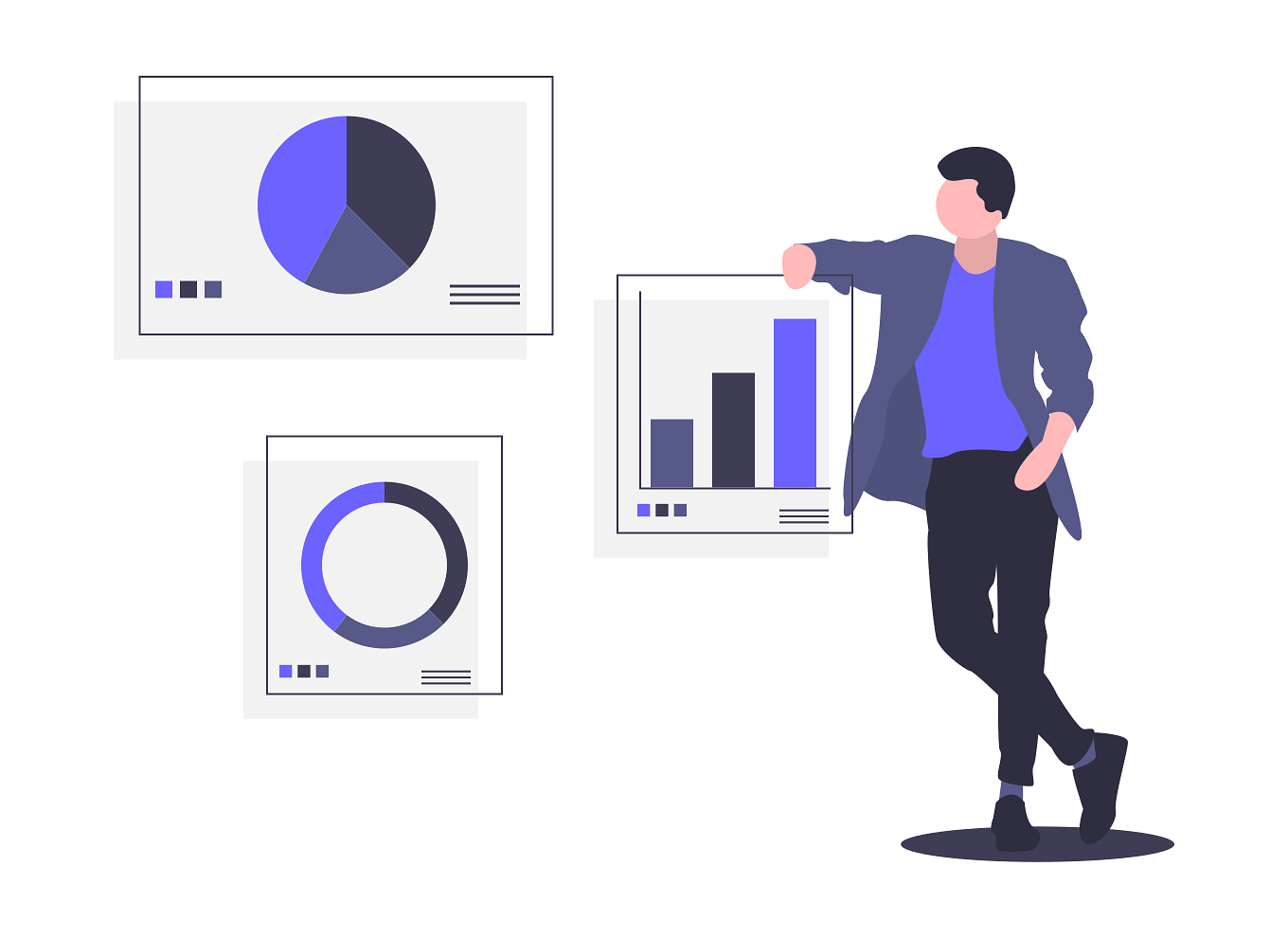 Reporting - Our business intelligence reporting package gives you enterprise-level reports on all data within the system. This can be manipulated and exported to allow for sharing and further analysis.