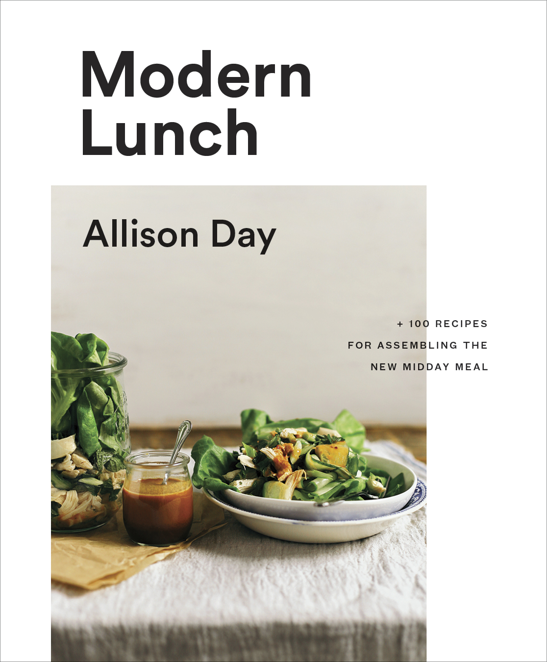 Modern Lunch - By Allison DayAn Indigo best seller, Heather's Pick, best of the month selection, and cookbook of the month.Modern Lunch is the new lunchtime hero for time-strapped, budget-conscious, and salad-fatigued people everywhere. Focusing on healthy, quick–and, yes, Instagrammable–recipes, Allison takes readers on a feasting journey inspired by fresh flavors and ingredients, her travels, and minimal effort.