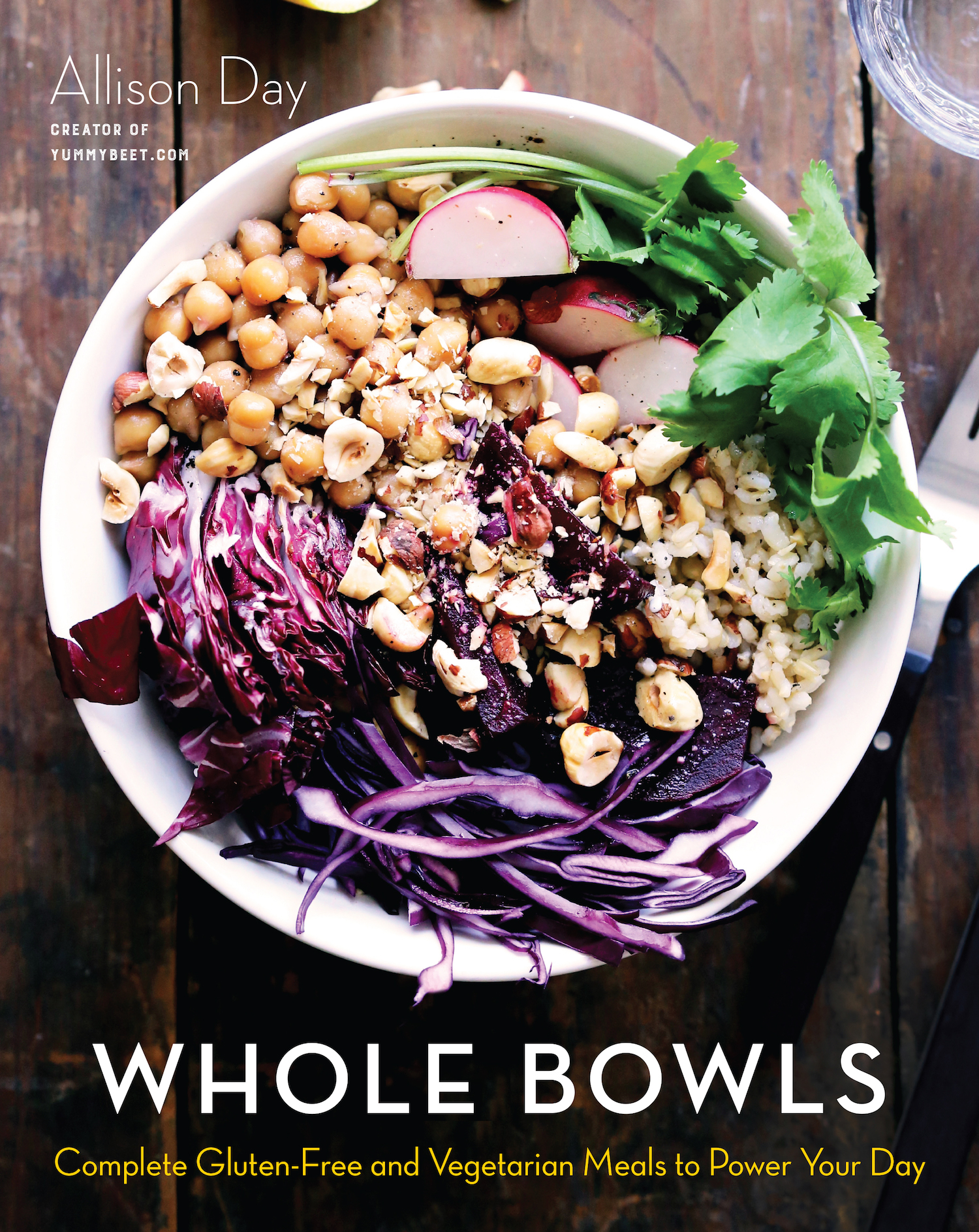 Whole Bowls - By Allison DayThe National winner of the Gourmand Award for Best Vegetarian Cookbook and Taste Canada-shortlisted cookbook is now in its fourth printing.Along with more than fifty full-meal, vegetarian, vegan, and gluten-free recipes (not to mention the dozens of mini recipes-within-recipes), these pages contain an innovative, easy-to-follow Whole Bowls Formula to build your own creations for quick, everyday lunches and dinners.