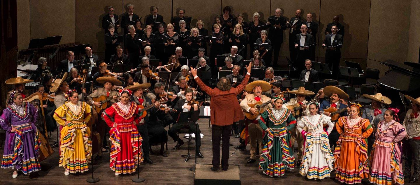 Viva Mexico! Beyond Border Walls , Herbst Theatre 2017