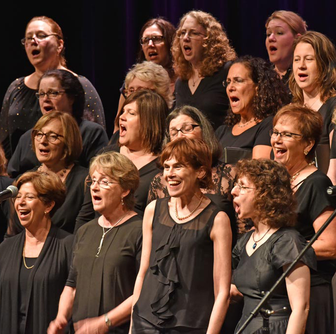 Join Us - Thinking of joining the West Hartford Women's Chorale? Come check us out at our open rehearsals on January 7th and 14th, 2020.