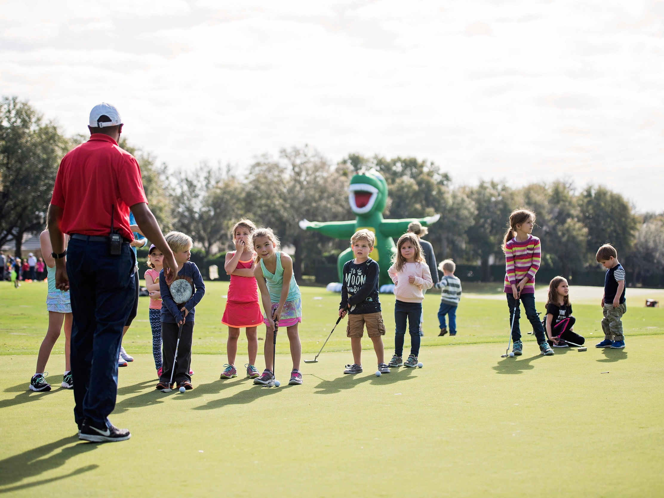 YOUTH PROGRAMS - Year-round activities for youth and families, from holiday celebrations and after-school programs to the renowned summer Camp Isleworth, help create special moments where life's greatest gifts can be enjoyed.