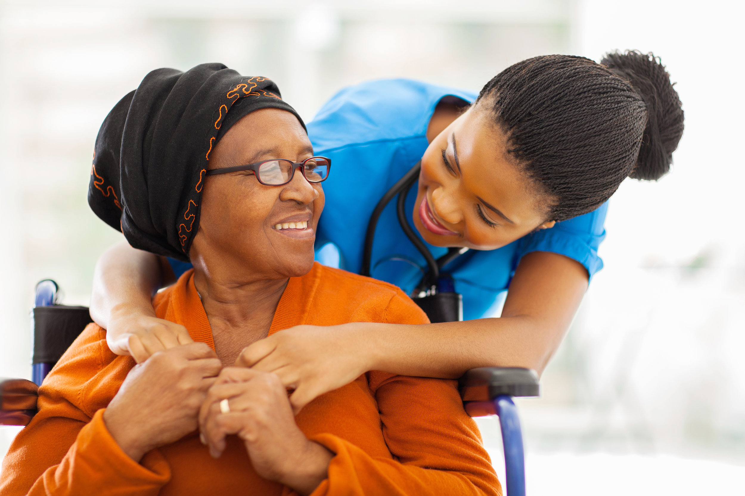 PERSONAL CARE ASSISTANTS - In addition to providing assistance with daily living activities our Personal Care Assistants (PCAs) also provide advanced assistance including bathing, toileting, grooming, dressing, mobility and transferring.