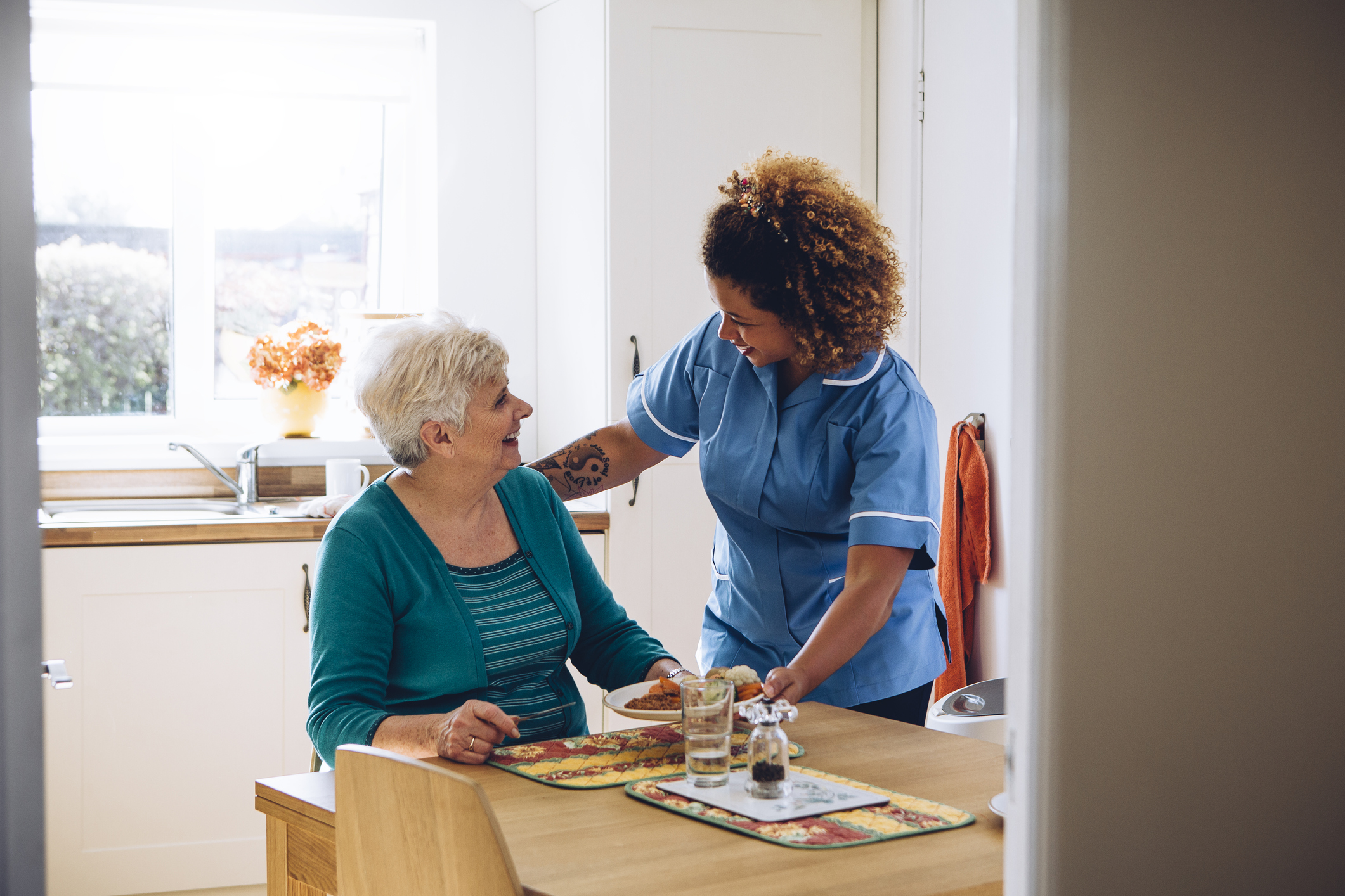 LIVE-IN CHHAs - Reside with the patient round the clock, providing continuity of care and developing a fulfilling, nurturing relationships with the patient. This live-in option is more cost-effective than hourly care when there is a need for more than 8 hours of patient care per day.