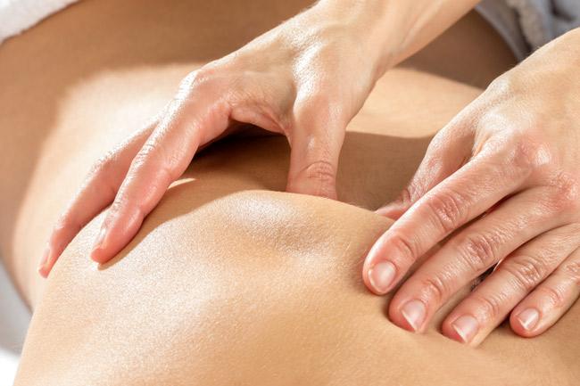 Deep Tissue Work - Sports Massage / Medical Massage