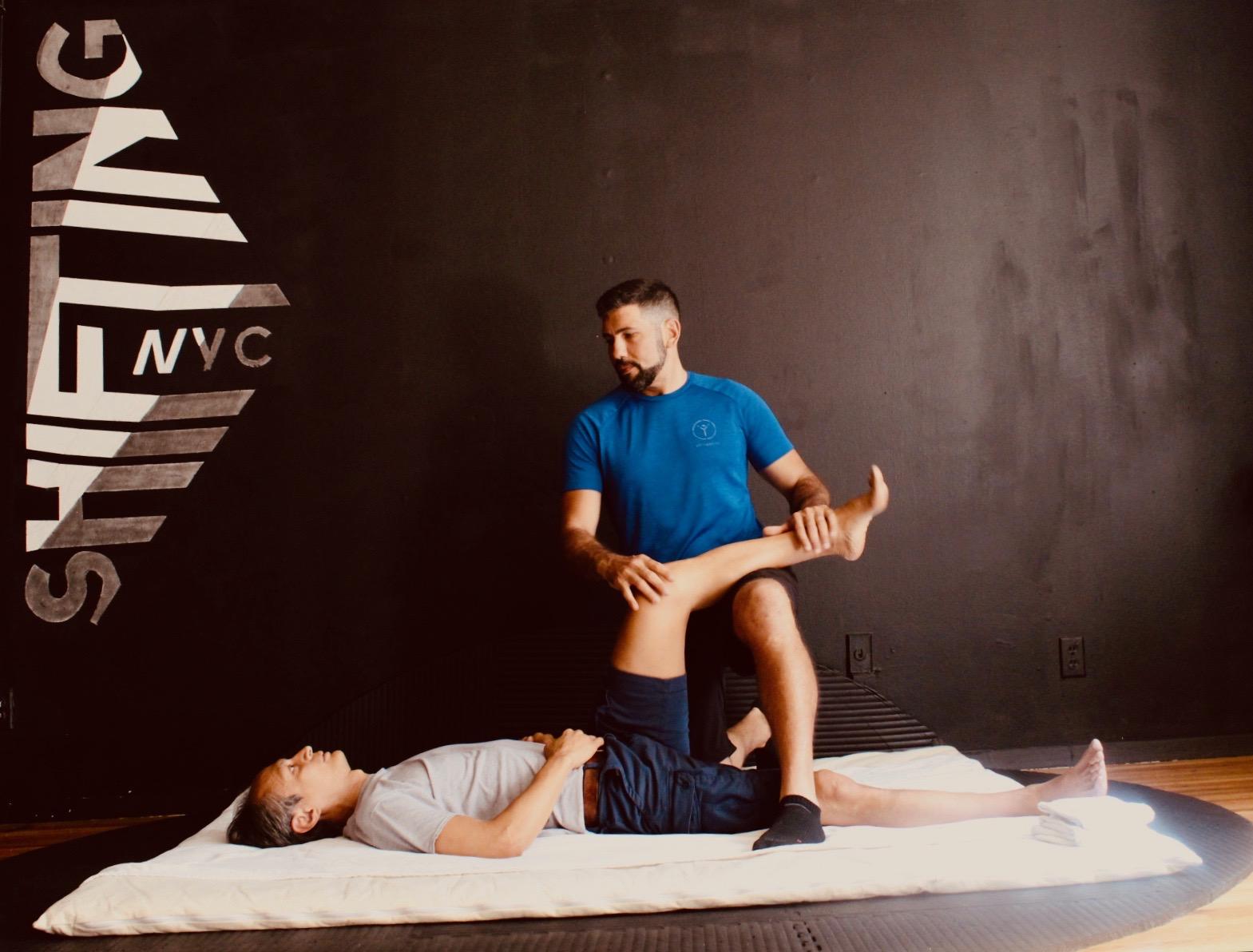 Thai Massage - Energy Work / Soft Tissue Work