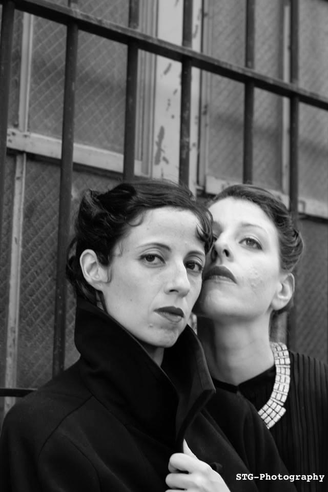 UN TANGUITO CUALQUIERA  Catherine Correa and Breton Tyner-Brian