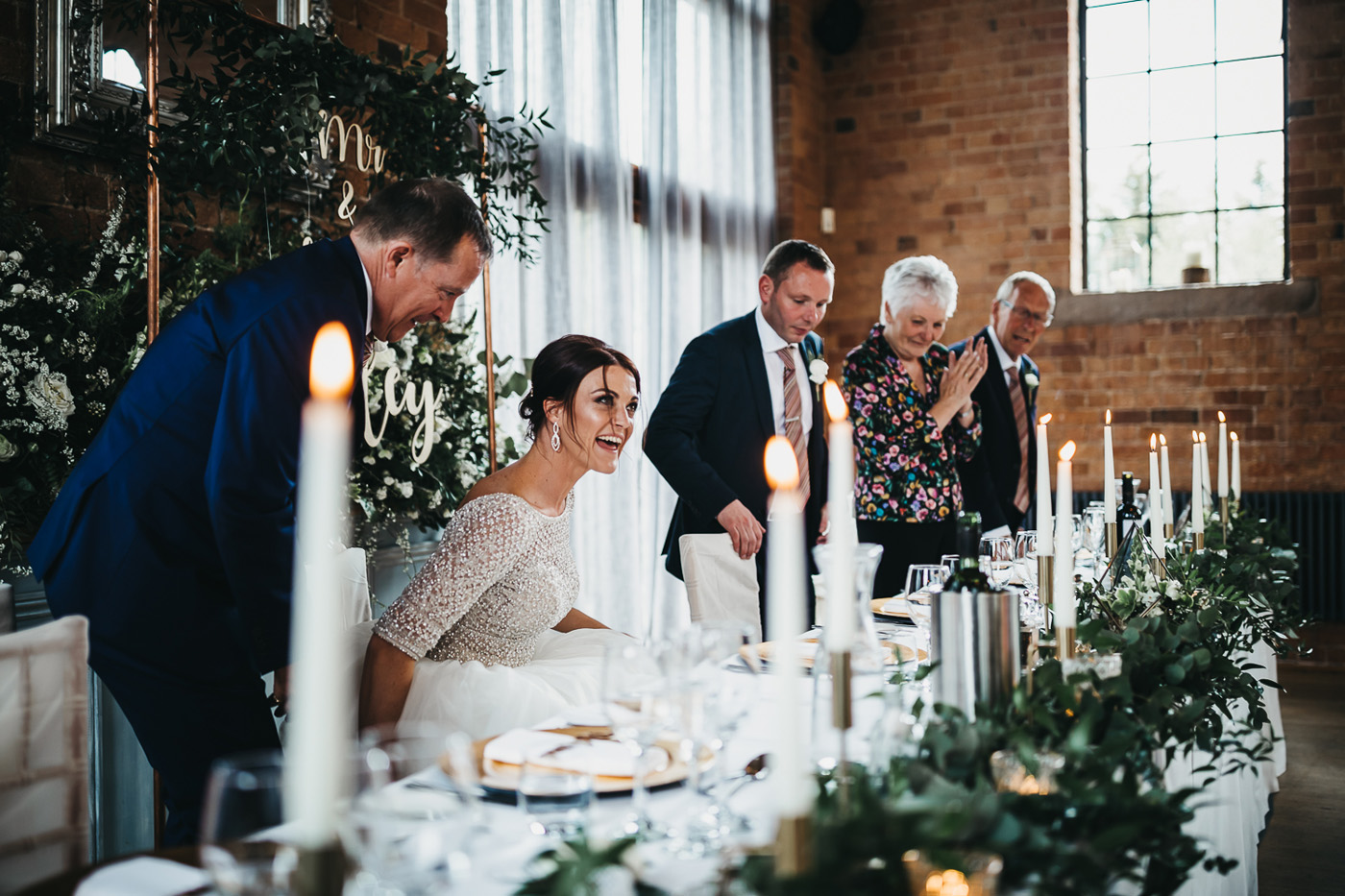 Princess Occasions Nottinghamshire Wedding Styling and Prop Hire