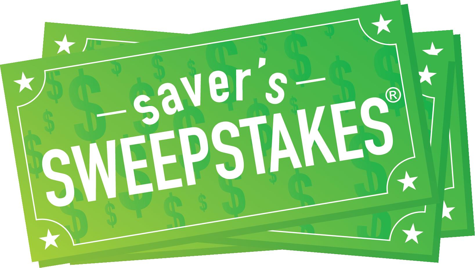 Saver's Sweepstakes