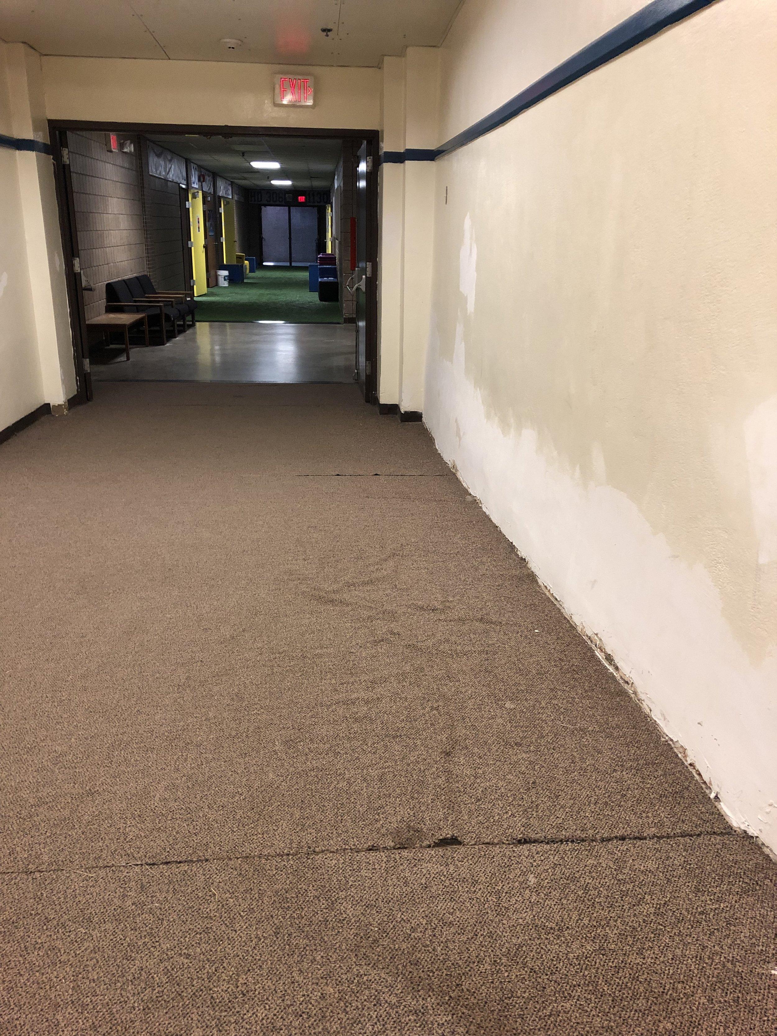 Basement Hallway to weightroom.jpg