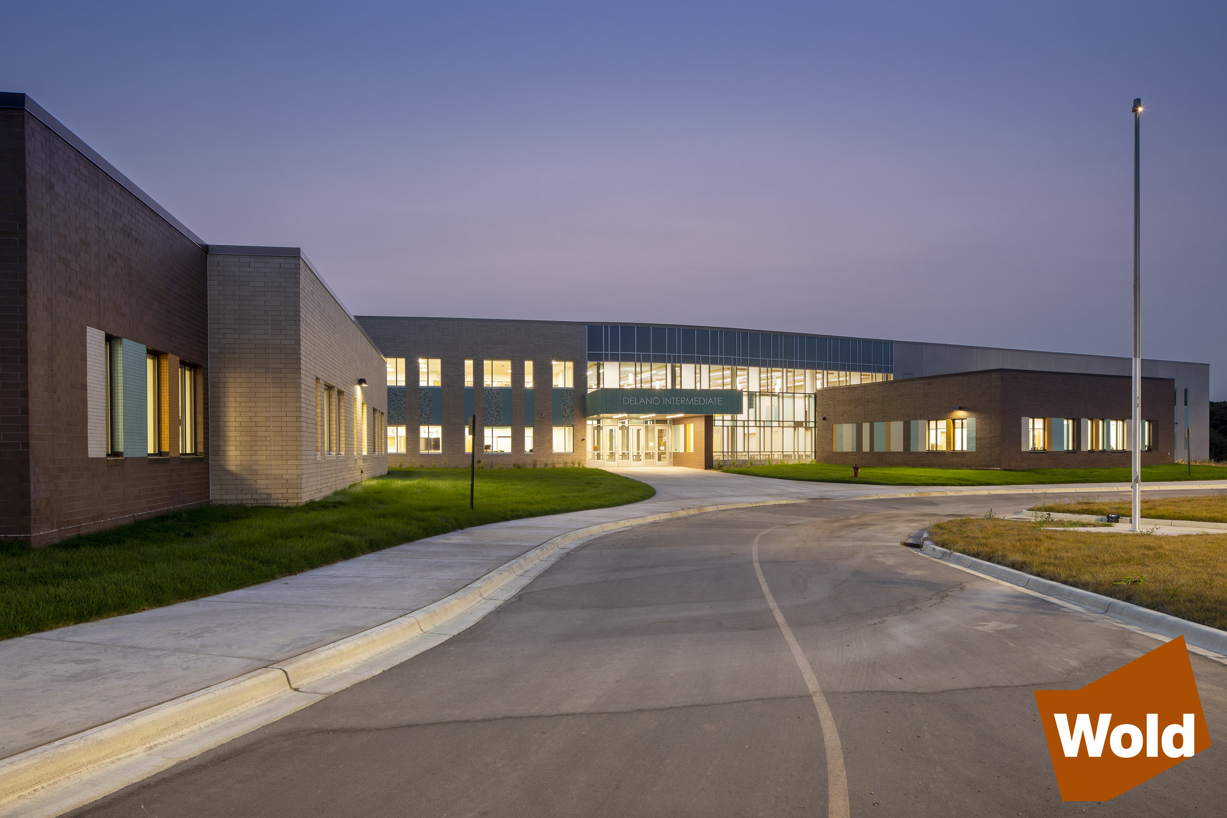 Wold Architects and Engineers; Troy Theis Photography