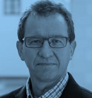 Gunnar M. Ekeløve-Slydal, ass. generalsekretær  Den norske Helsingforskomité