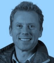 Henning Wikborg, daglig leder Den norske Turistforening Oslo og omegn