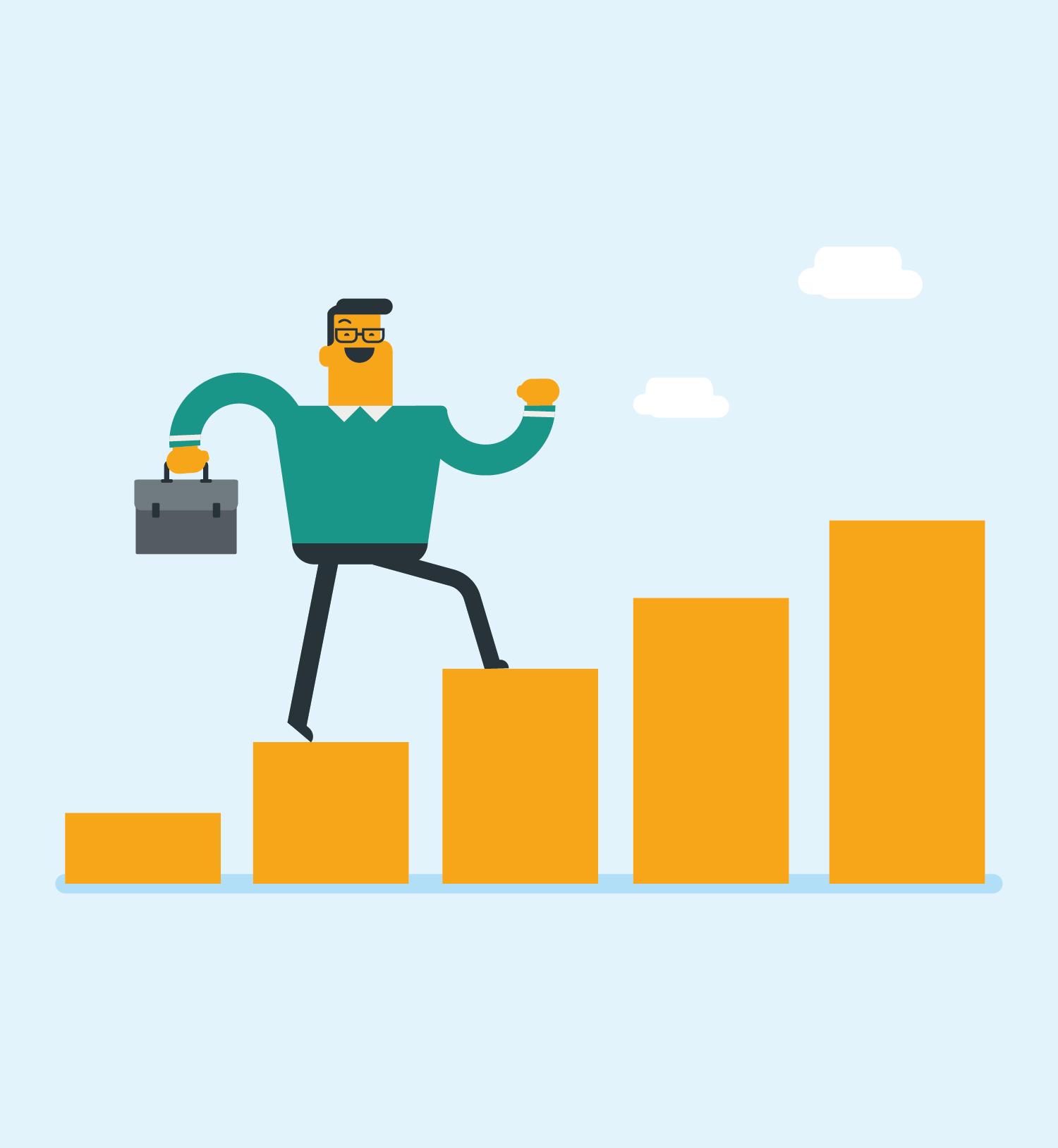 Til fremtiden med skreddersydd digitalisering - Skykontoret leverer rådgivning og tjenester innen digitalisering for å modernisere foreninger og organisasjoner. Da kan de jobbe mer effektivt og få økt gjennomslagskraft. Våre tjenester er utviklet over mange år i samarbeid med interesseforeninger, bransjeforeninger og fagforeninger. Det har gitt oss unike muligheter for å støtte organisasjoner med smidige og effektive forbedringer.