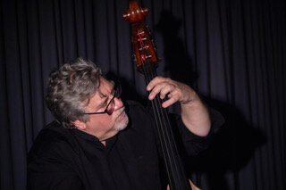 Michael Formanek Solo Bass - CD Release Performance for Imperfect Measures