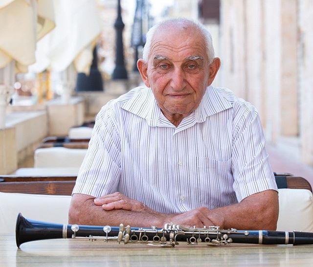 Meet our long-serving muscian Ġużepp featuring on @thepeopleofmalta  Thank you for your 65 years of loyal, dedicated & committed service to La Vittoria Band Club. 👏🏻👏🏻 #LVBC