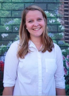Hannah Van Dyk, monthly partner of Restorations