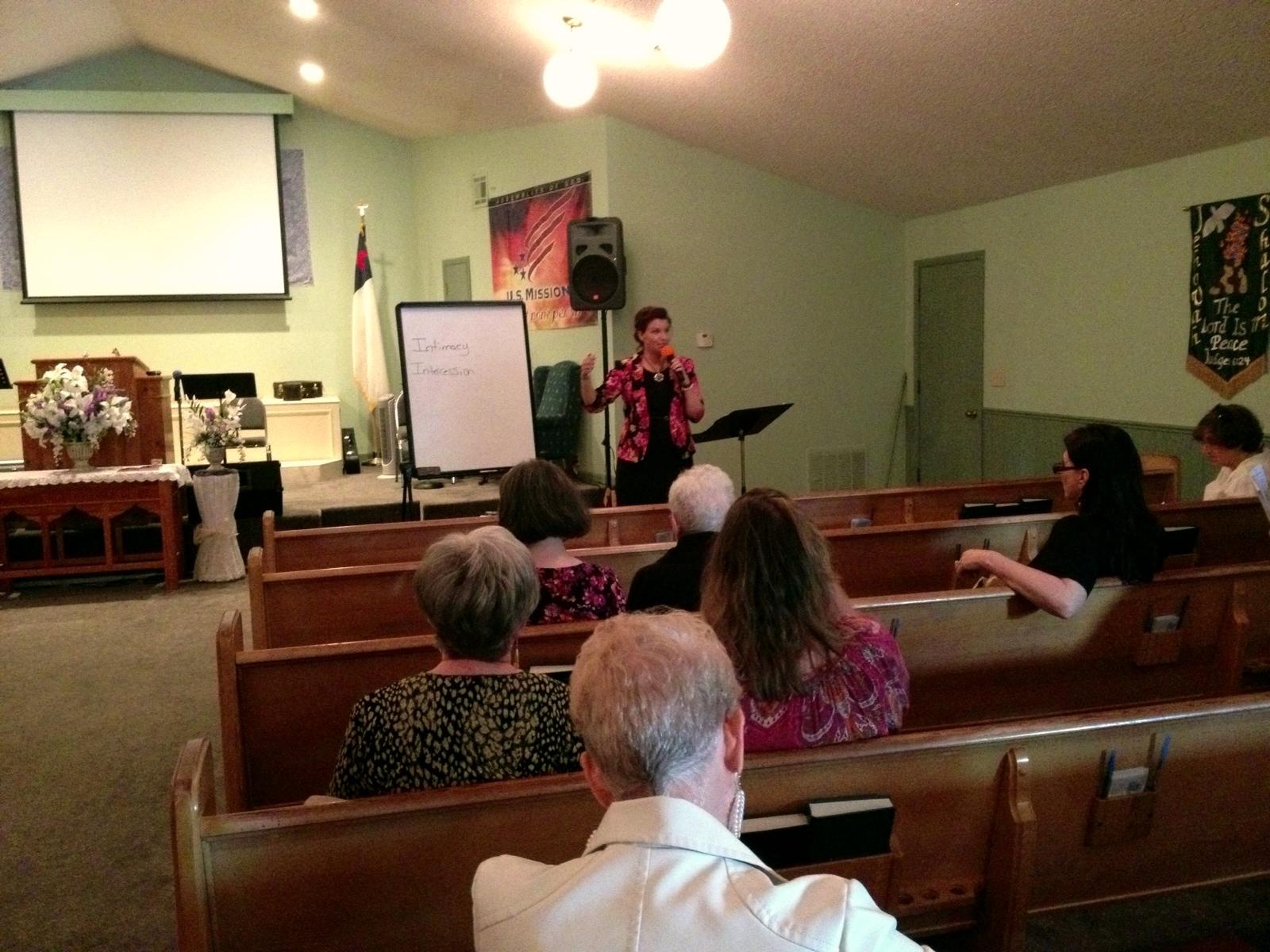 Speaking New Bethel Retreat.jpg