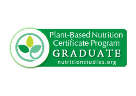 T. Colin Campbell Plant Based Nutrition Certification