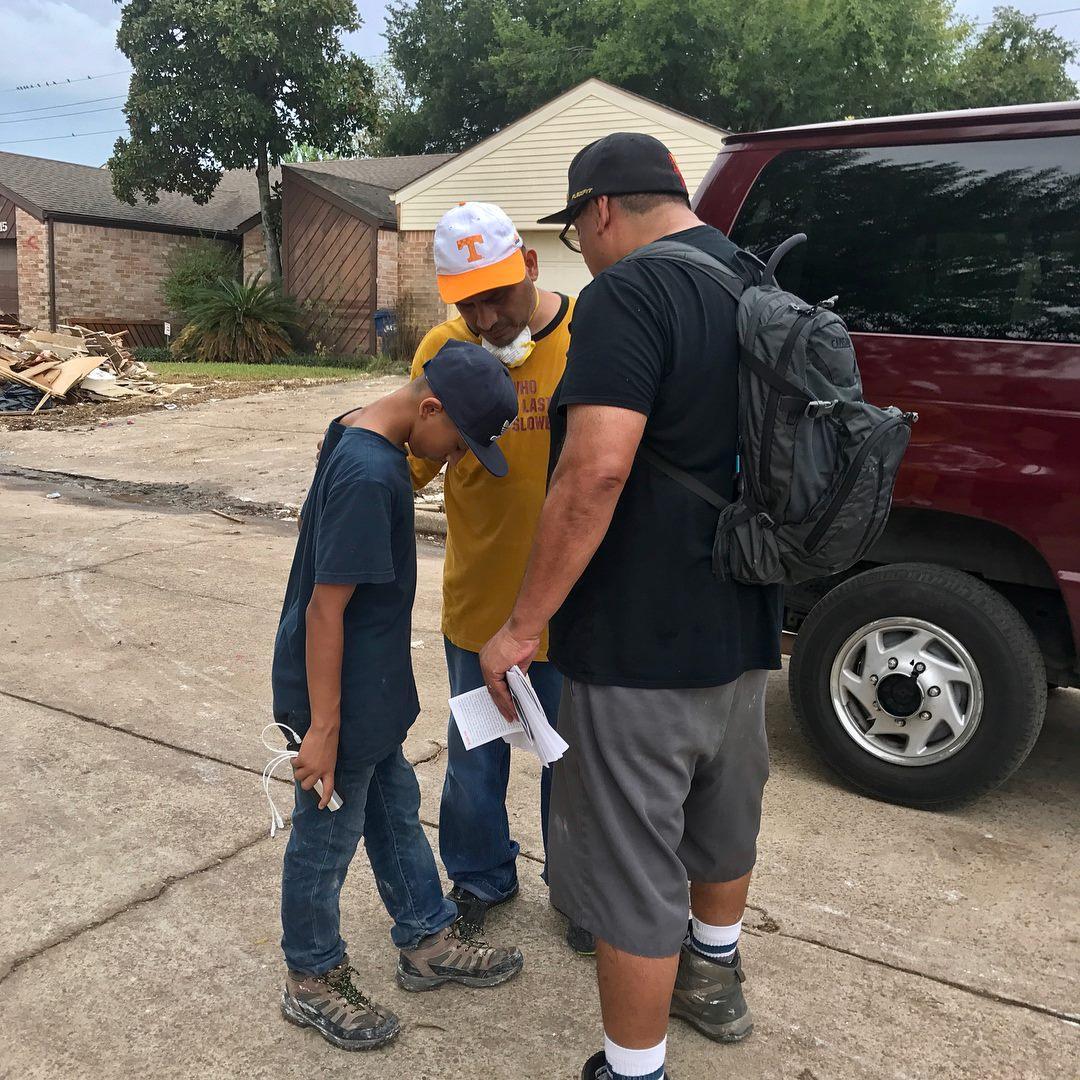 Hurricane Harvey Houston Flood Relief 2017