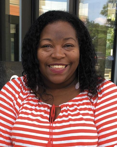 Latifa Jackson, PhDHoward University -