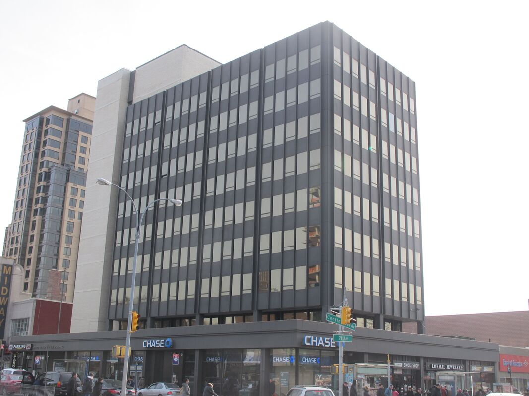 Cord Meyer Building. Photo by the author.