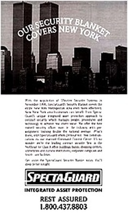 Ad in Crain's New York Business, February 15, 1999.
