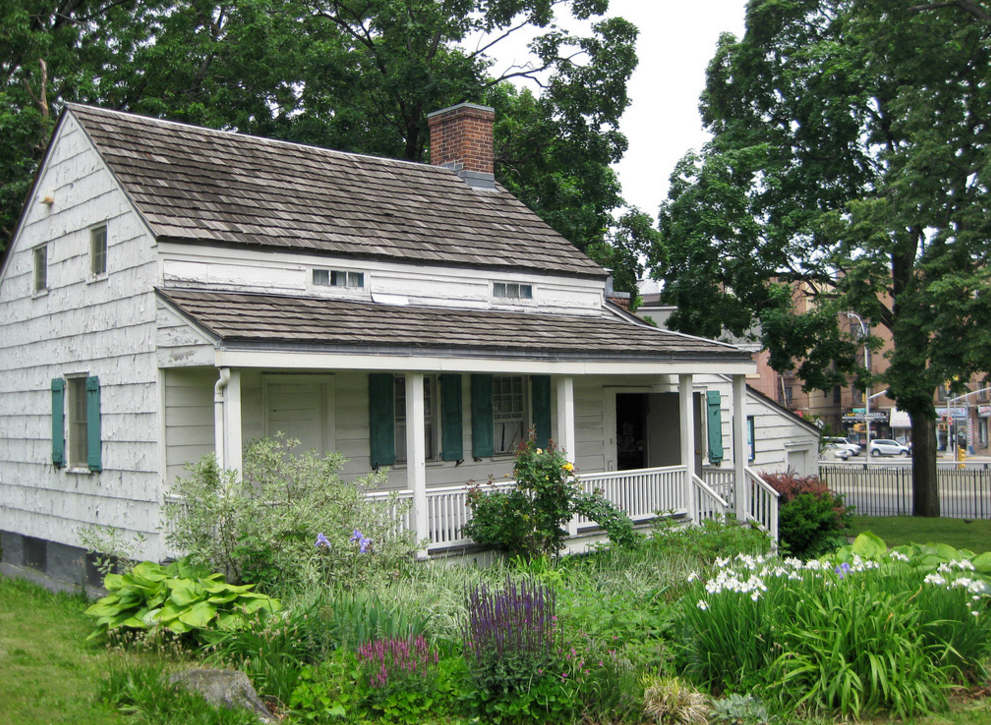Richard Kopley , distinguished professor of literature at Penn State DuBois, author of   Edgar Allan Poe and the Dupin Mysteries  , on the writer's cottage in Fordham, the Bronx