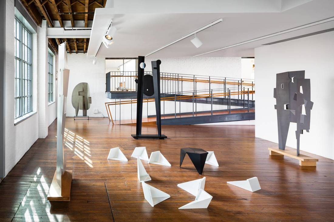Olga Sooudi , anthropologist at the University of Amsterdam, and the author of   Japanese New York: Migrant Artists and Self-Reinvention on the World Stage   ,  on the Noguchi Museum in Long Island City