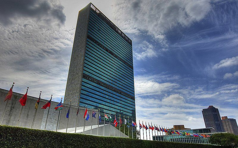 Pamela Hanlon , independent historian and the author of   A Worldly Affair: New York, the United Nations, and the Story Behind Their Unlikely Bond  , on the international body's headquarters in Turtle Bay