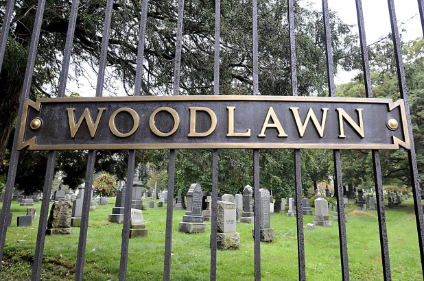 Fred Goodman , former  Rolling Stone  editor and the author of   The Secret City: Woodlawn Cemetery and the Buried History of New York  , on the Bronx graveyard