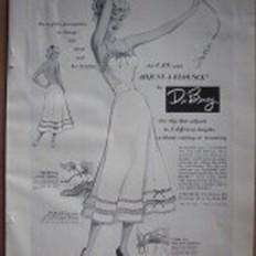 DuBenay Ad 1949
