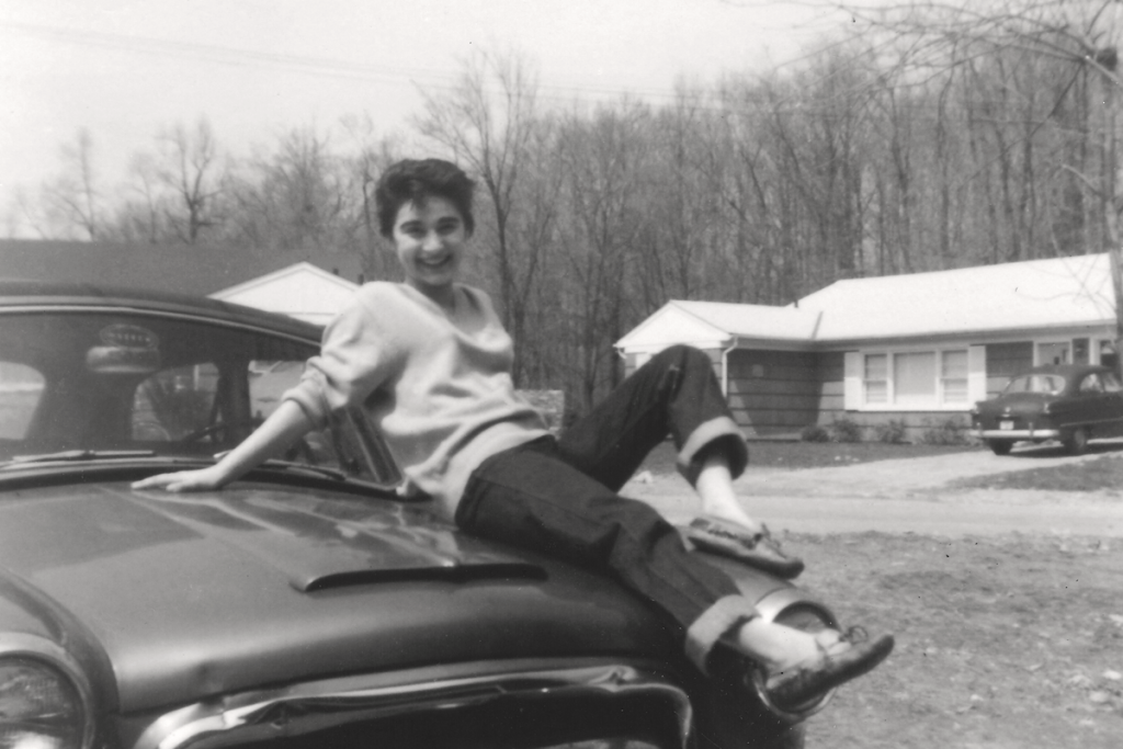 Kitty Genovese, early 1960s.