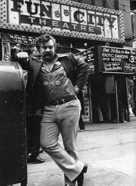 Marty Hodas, 1970s.