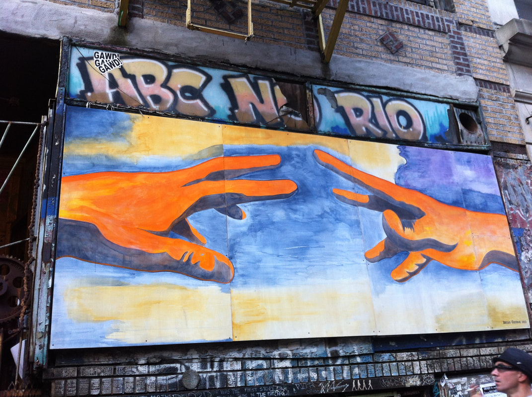 ABC No Rio. Photo by Dawson Barrett.