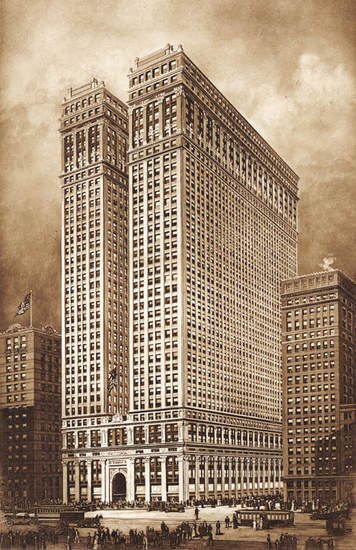 Equitable Building. Source: The Skyscraper Museum
