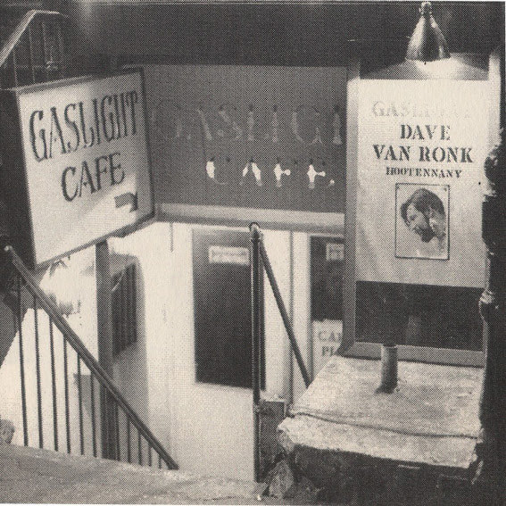 The Gaslight Cafe. Greenwich Village Society for Historic Preservation.