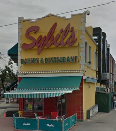 Sybil's Bakery & Restaurant.