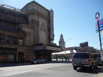 United Palace Theater.