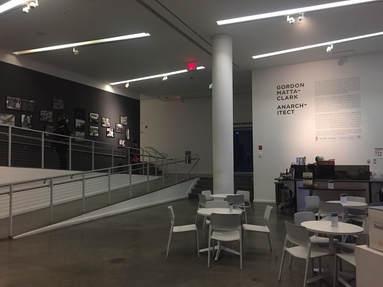Gordon Matta-Clark: Anarchitect  November 8, 2017 to April 8, 2018  Bronx Museum of the Arts