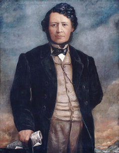 L'Honorable Thomas D'Arcy McGee Source: Library and Archives Canada/MIKAN 2896982