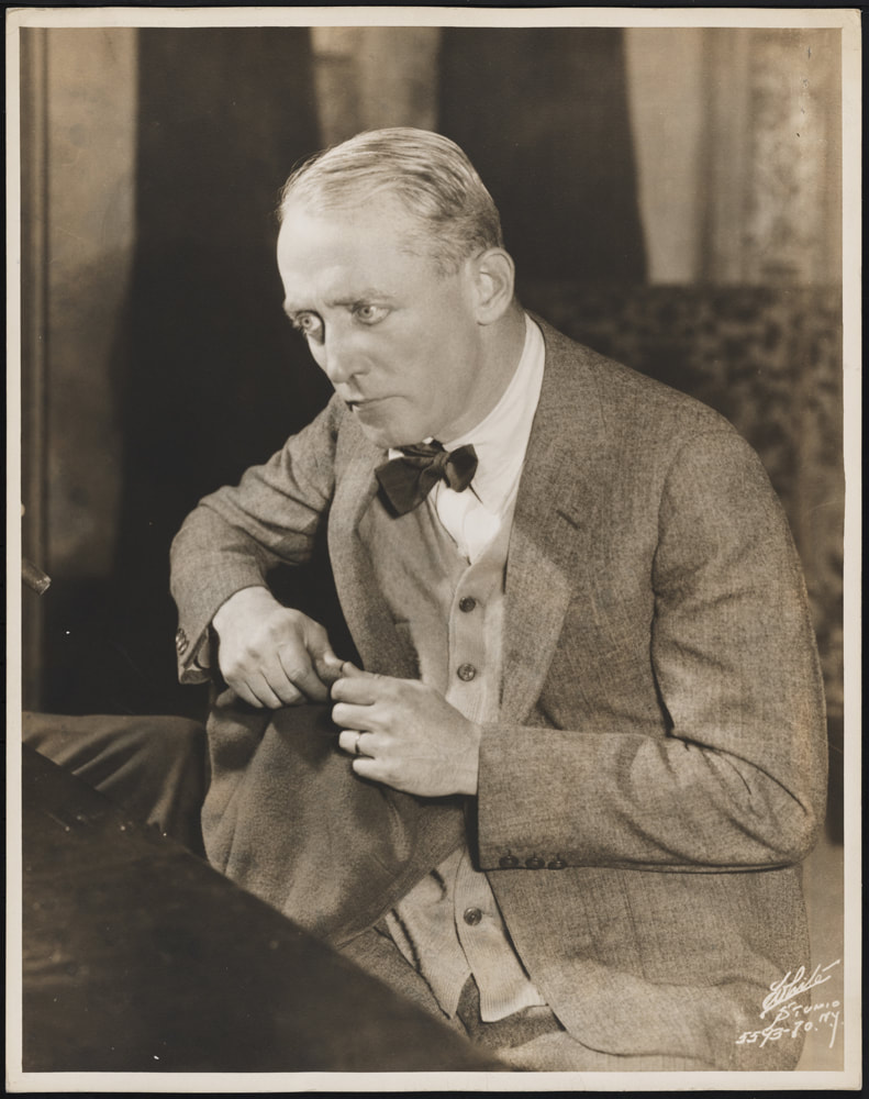 White Studio (New York, N.Y.) [George M. Cohan as Hap Farrell in The Song and Dance Man.] 1923. Museum of the City of New York.