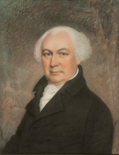 Gouverneur Morris, 1810 wedding portrait (Frick Art Reference Library)