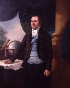 Simeon De Witt in 1804 (Zimmerli Art Museum, Rutgers University)