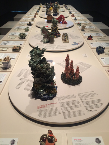 Museum of Chinese in America Exhibit open until 26 March 2017 Co-curated by Audra Ang, Kian Lam Kho, Andrew Rebatta, and Herb Tam