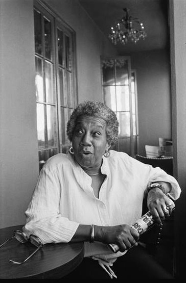 Vinnette Carroll, 1979, Photograph by Marianna Diamos, Los Angeles Times Photographic Archives (Collection 1429). UCLA Library Special Collections, Charles E. Young Research Library, UCLA