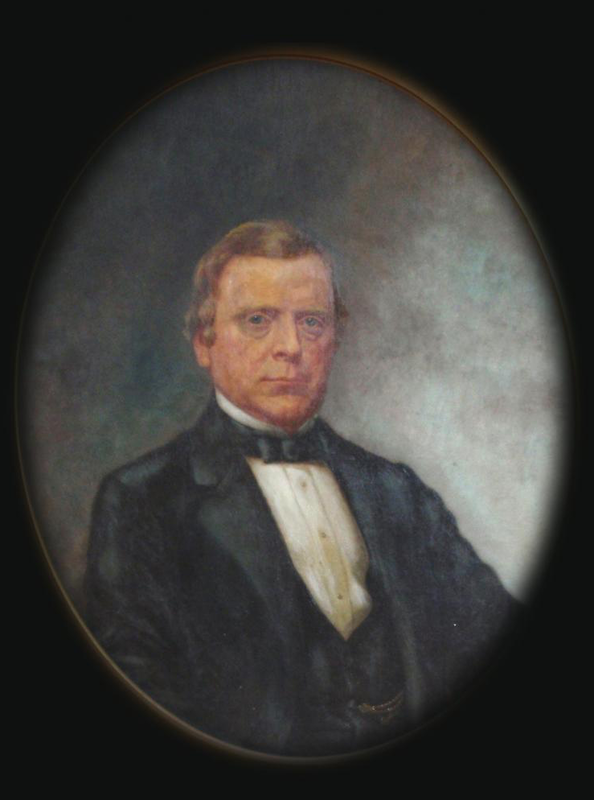 Thomas Murphy, Collector of the Port of New York. Source: Mass Historia, http://walternelson.com/dr/murphy.